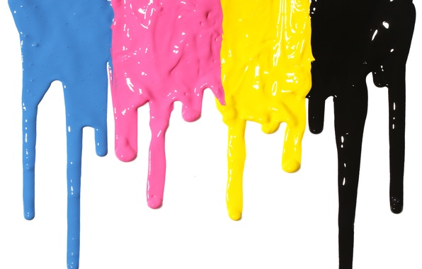 Picture paint, colors, stains, paint, dripping, acrylic