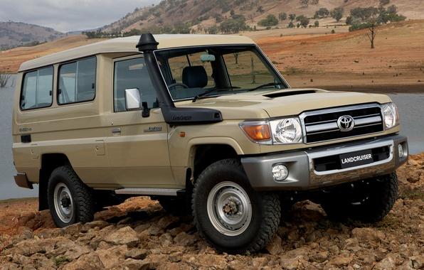 Picture Toyota, Land, Toyota, Cruiser, Cruiser, Lend, Kruzak