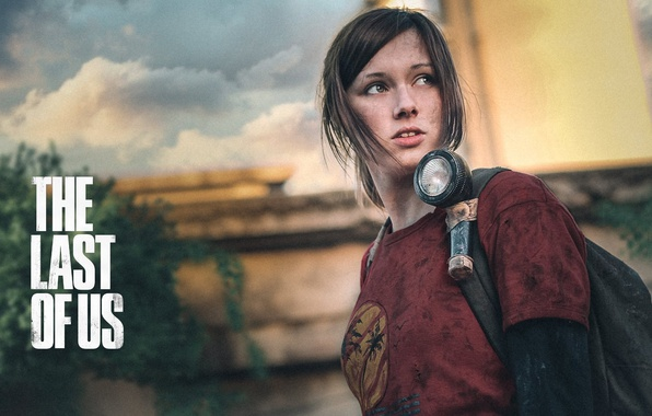 Picture girl, game, woman, survivor, cosplay, Ellie, apocalypse, The Last of Us Remastered