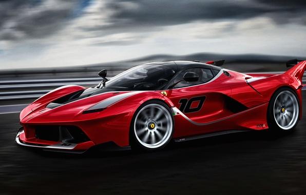 Picture Ferrari, supercar, Ferrari, 2015, FXX K