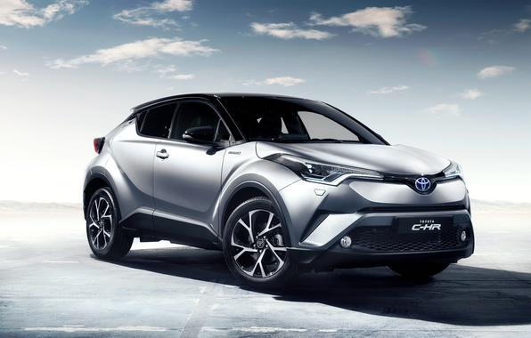 Picture background, Toyota, Toyota, crossover, C-HR