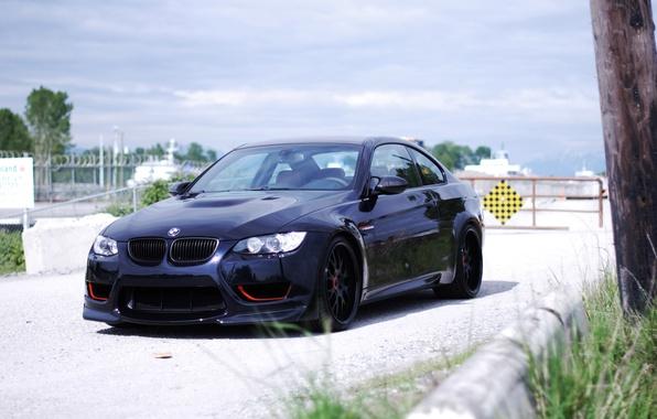 Picture machine, tuning, MWDesign BMW M3 Darth Maul
