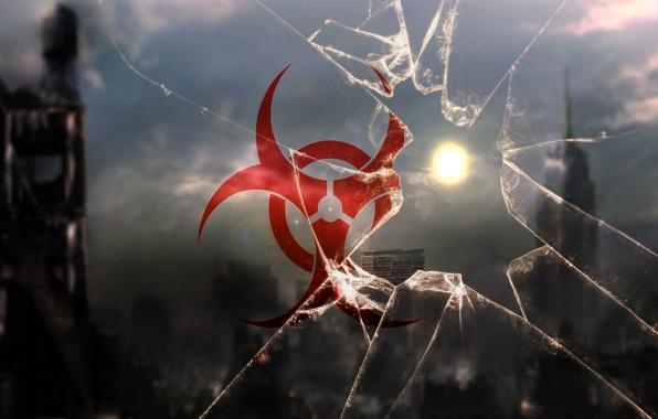 Picture the sun, Glass, Bio-Hazard, bio-weapons