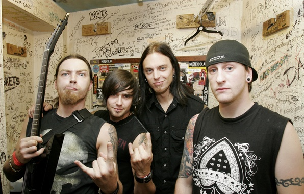 Picture Music, Metalcore, Bullet For My Valentine