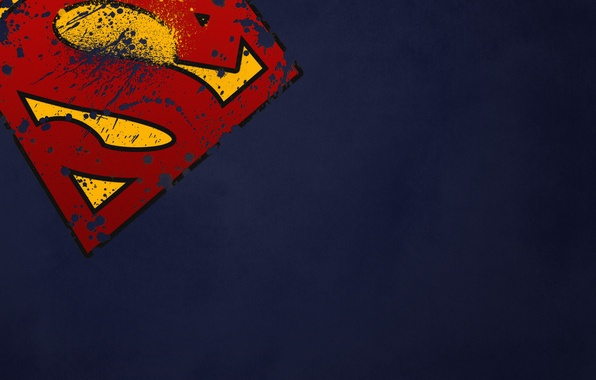 Photo Wallpaper Superman Heroes Justice League