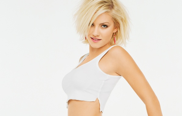 Photo Wallpaper Look Smile Movie Wallpaper Actress Blonde Elisha Cuthbert