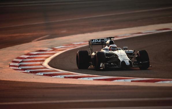 Picture McLaren, Formula 1, MP4-29, Kevin Magnussen