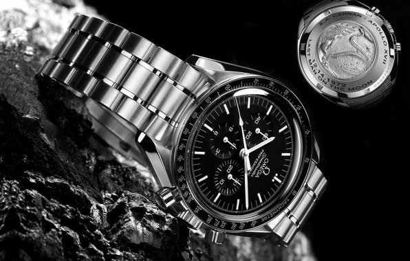 Picture watch, OMEGA, speedmaster Professional, Moon Watch