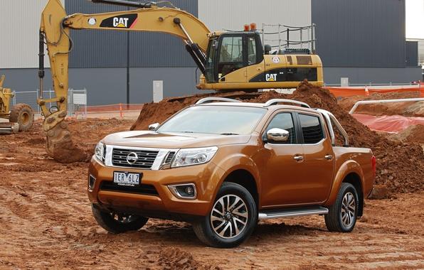 Picture Nissan, Nissan, Double Cab, AU-spec, Navara, 2015, NP300