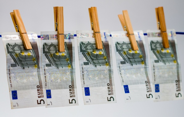 Picture background, money, Euro