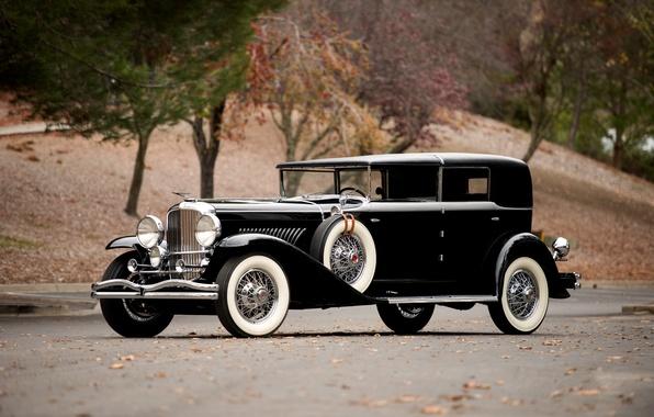 Picture Sedan, Duesenberg, 1934, dusenberg