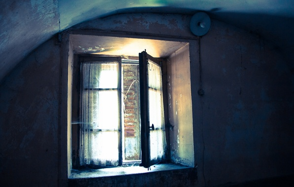 Picture background, room, window
