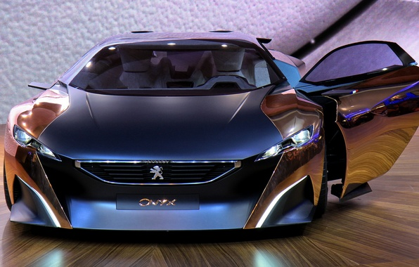 Picture machine, peugeot, onyx