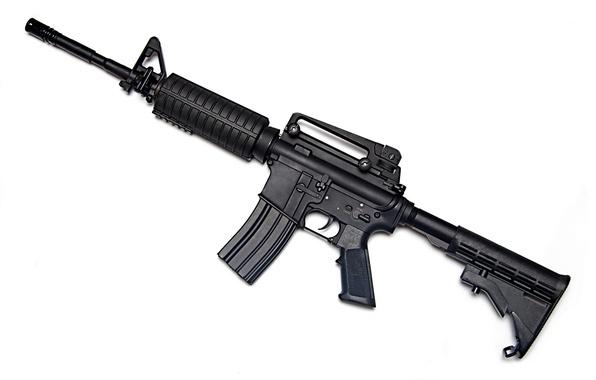 Picture Rifle, assault, NATO