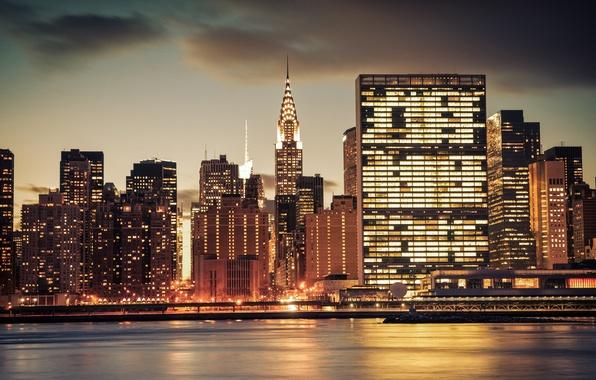 Picture city, New York, New York, Chrysler Building