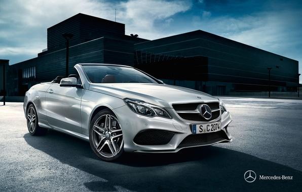 Picture Mercedes-Benz, convertible, E-class, Mercedes, Convertible, 2013, A207