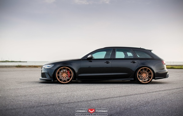 Picture Audi, Audi, Tuning, Vossen, RS6