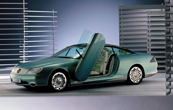 Picture coupe, concept, Mercedes-Benz