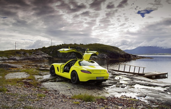Picture beach, the, sls, amg