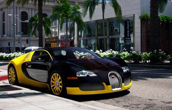 Picture Bugatti, Bugatti Veyron, California, 16.4