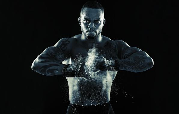 Picture fighter, MMA, War Machine, Wendel Oliveira