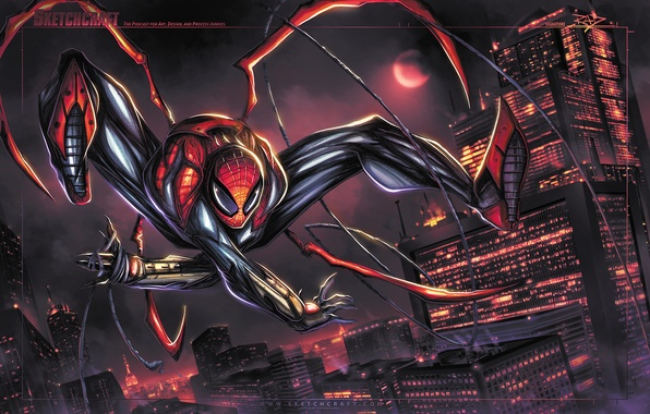 Picture spider-man, Marvel Comics, Peter Parker, Otto Octavius, superior spider-man