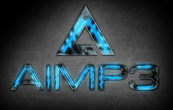 Picture Logo, Hi-Tech, AIMP, free audio Player