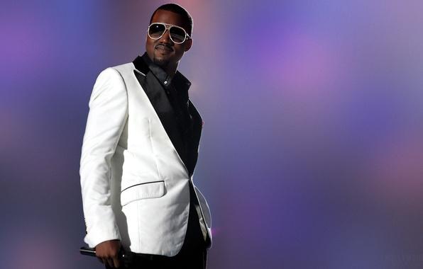 Picture musician, Kanye West, rapper, glasses, producer, Kanye West