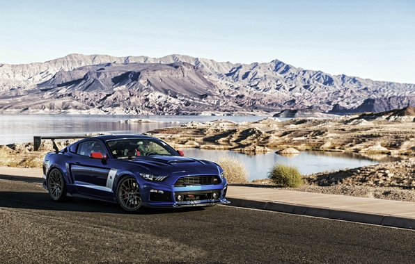 Picture Mustang, Ford, Mustang, Ford, Roush Stage 3