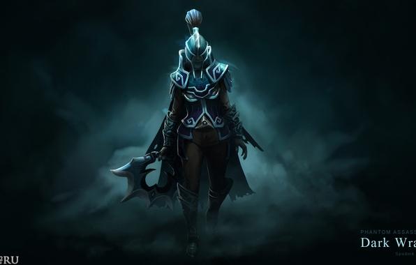 Picture Game, Phantom, Assassin, Dota 2
