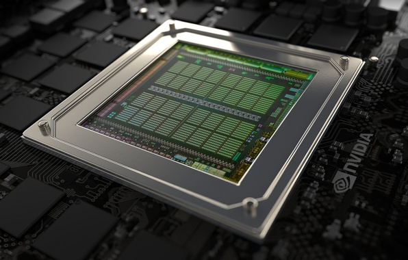 Picture GeForce, NVIDIA, Maxwell, GM204