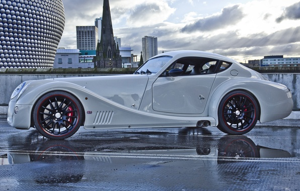 Picture Machine, Car, Car, Coupe, Aero, Morgan, Coupe, Morgan, Aero