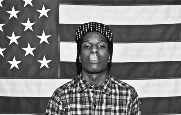 Picture America, Rap, American, Rap, ASAP Rocky, A$AP, ASAP