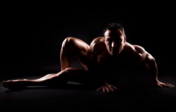 Picture body, male, naked, for girls