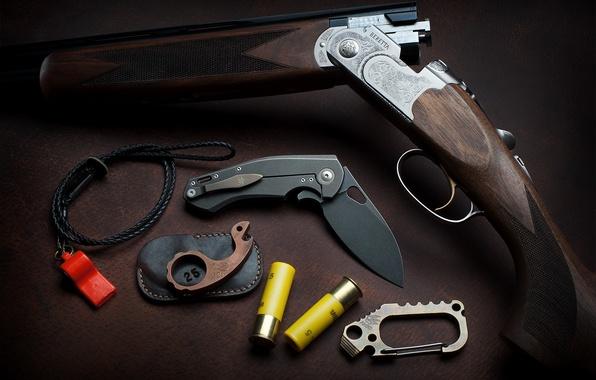 Picture Military, Combat, Shotgun, GiantMouse Knives