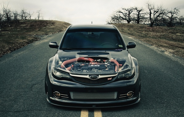 Picture engine, tuning, cars, subaru, engine, cars, motor, wrx, impreza, Subaru, auto wallpapers, car Wallpaper, sti, …