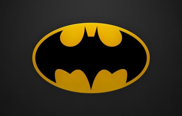 Picture batman, sign, minimalism, hero, bat, minimalism, sign, bat, 2560x1600, hero