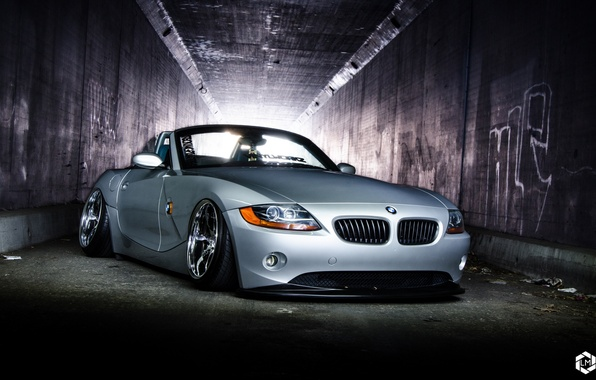 Picture car, bmw z4, stance, hq Wallpapers
