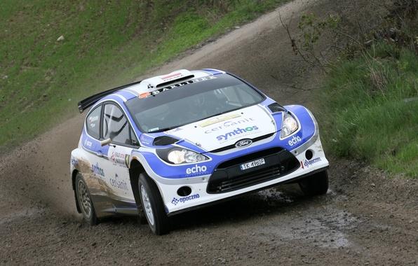 Picture Ford, Auto, Ford, Wallpaper, Car, Auto, rally, S2000, Fiesta, Fiesta, Ф2000