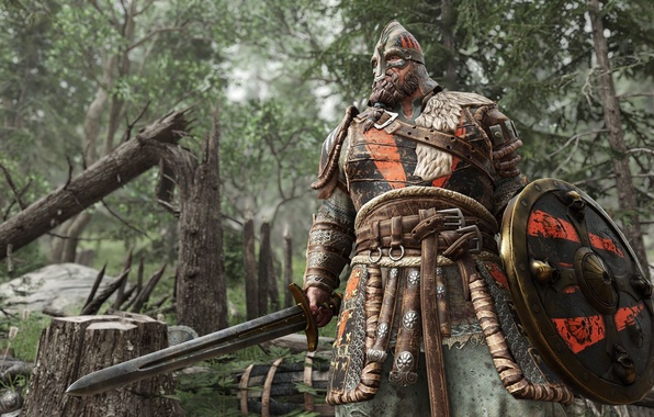 Photo Wallpaper Microsoft Sword Game Forest Sony Armor