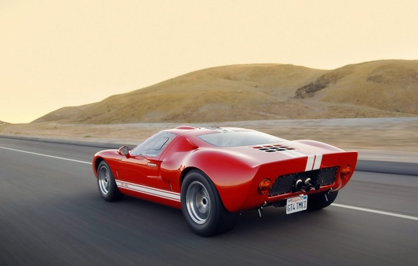 Picture road, Ford, Ford, GT-40