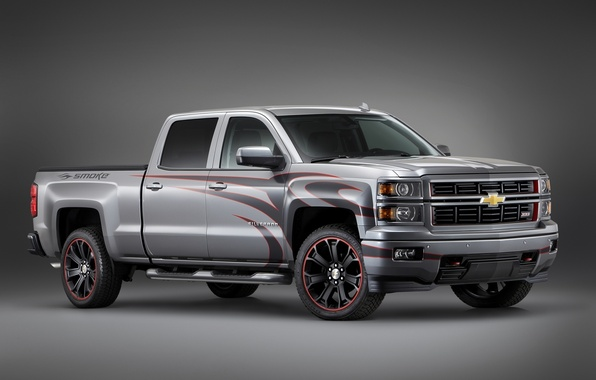 Picture Chevrolet, Chevrolet, 2013, LTZ, Silverado, Z71, silverado, Tony Stewart, GMTK2
