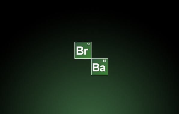 Picture the series, breaking bad, brba, breaking bad, the chemical elements of the periodic table, Season …