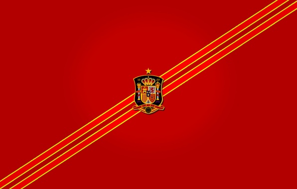 Picture background, Football, emblem, Spain, spain, football, Red Fury, La Furia Roja, The national team of ...
