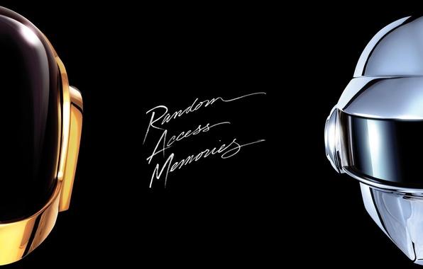 Picture Music, Daft Punk, Thomas Bangalter, random access memories, Guy-Manuel de homem-Christo
