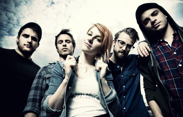 Picture music, group, music, rock, paramore, hayley williams, rock, band, pop-rock, jeremy davis, taylor york, josh …