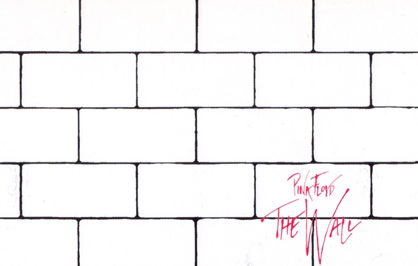 Picture pink floyd, cover, the wall