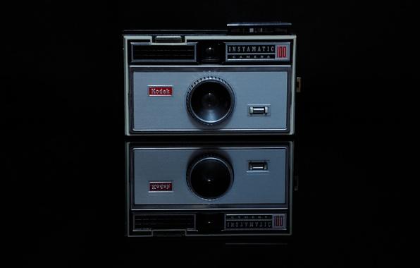 Picture background, camera, the camera, Kodak