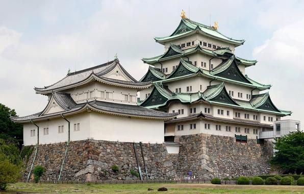 Picture Japan, japan, nagoya castle, the Nagoya castle