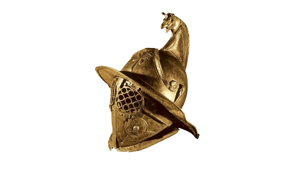 Picture protection, Rome, helmet, Empire